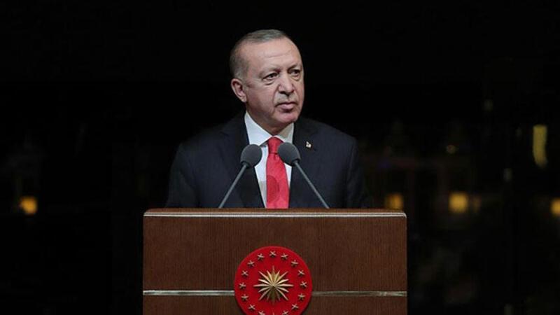 """Cumhurbaşkanı Erdoğan, """"Bizim Yunus"""" Yılı Açılış Töreni'nde konuştu"""