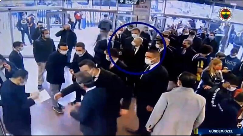 Fenerbahçe'de Metin Sipahioğlu açıklamalarda bulundu