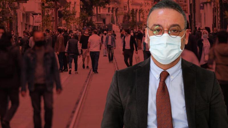 """Koronavirüs Bilim Kurulu Üyesi Prof. Dr. Murat Gündüz'den """"rehavete kapılmayın"""" uyarısı"""