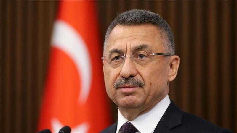 Cumhurbaşkanı Yardımcısı Fuat Oktay, Türkiye-Azerbaycan İş Forumu'na katıldı