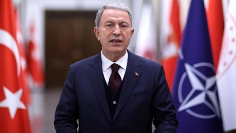 """Bakanı Akar """"NATO Savunma Bakanları Toplantısı""""na yönelik değerlendirmelerde bulundu"""