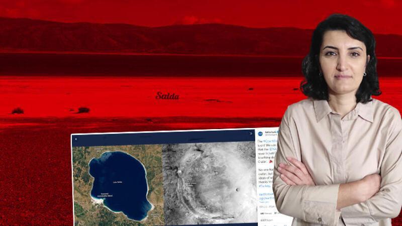 Salda Gölü'nde araştırma yapan Prof. Dr. Balcı: Yaşamın izlerini bulmaya çok yakınız