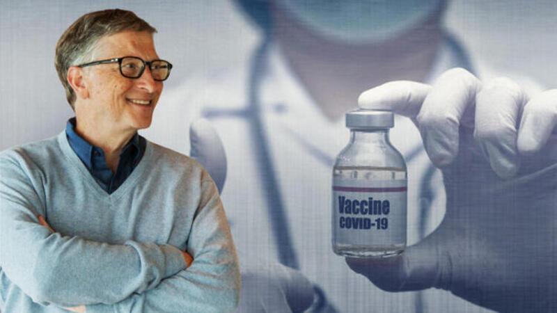 Bill Gates'ten 'üçüncü doz' aşı uyarısı