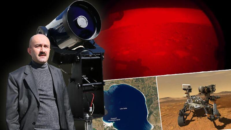 Prof. Dr. Sacit Özdemir: Fosil ve migroorganizmalar araştırılıyor