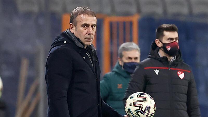 Trabzonspor'da teknik direktör Abdullah Avcı açıklamalarda bulundu