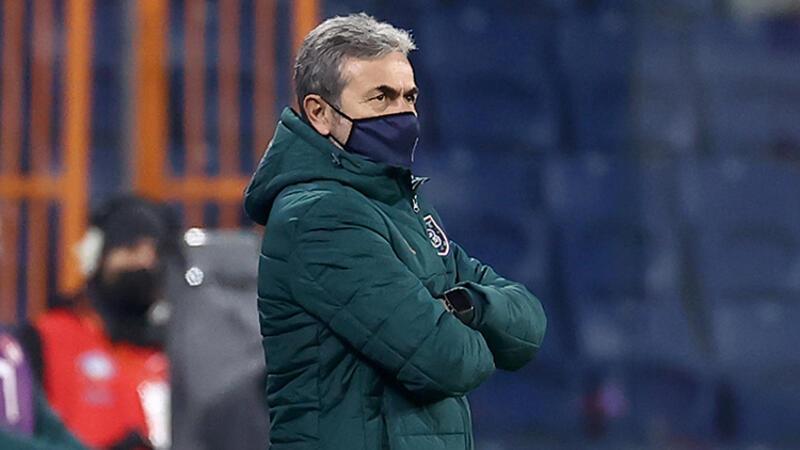 Aykut Kocaman, Trabzonspor'a mağlubiyeti sonrası açıklamalarda bulundu