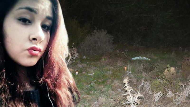 İzmir'de 20 yaşındaki Ayşe Nazlı'nın ormanlık alanda battaniyeye sarılı cesedi bulundu