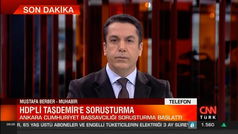 HDP'li Dirayet Dilan Taşdemir'e soruşturma