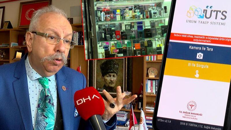 Prof. Dr. Oğuz Özyaral'dan sahte parfüm uyarısı