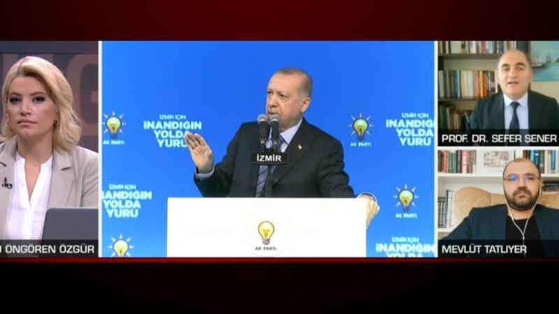 Erdoğan'ın Merkez Bankası'yla ilgili rezerv açıklamaları sonrası uzman isimler CNN Türk'te anlattı