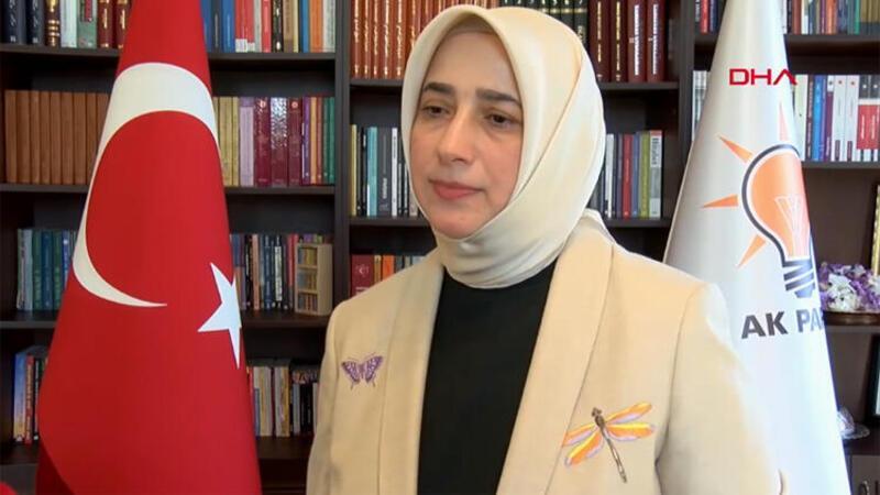 AK Partili Özlem Zengin, DHA'nın sorularını yanıtladı