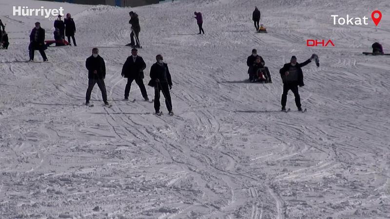 Modern kayağın atası ipli kayak ilgi çekiyor Modern kayağın atası ipli kayak ilgi çekiyor