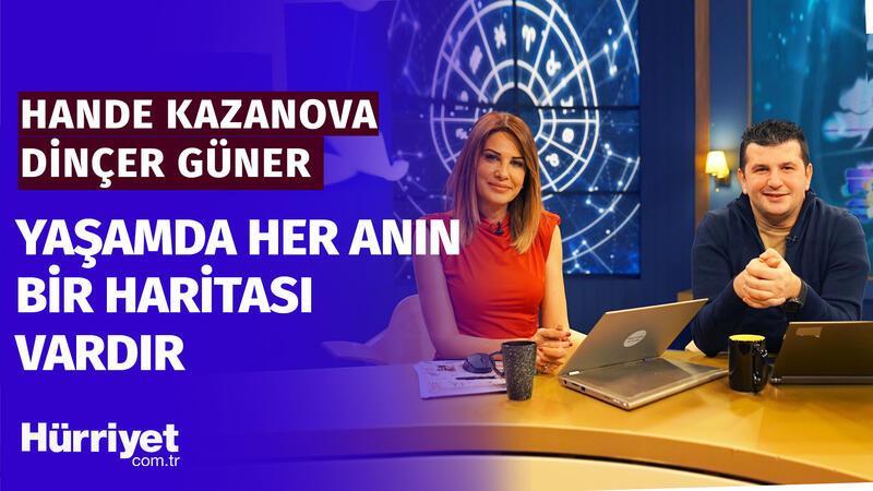 Hande Kazanova & Dinçer Güner konuştu I Dolunay I Merkür Retrosu I Burçlar I Kim şampiyon olur?