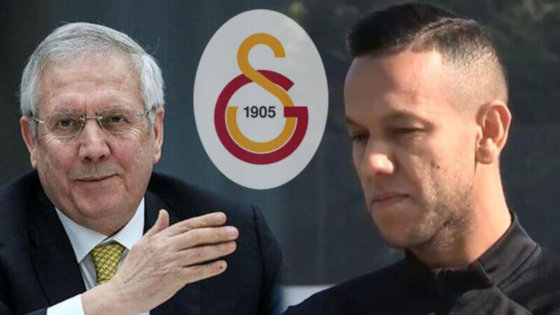 Beşiktaş'ın yıldızı Josef De Souza'dan Fenerbahçe ve Galatasaray itirafı