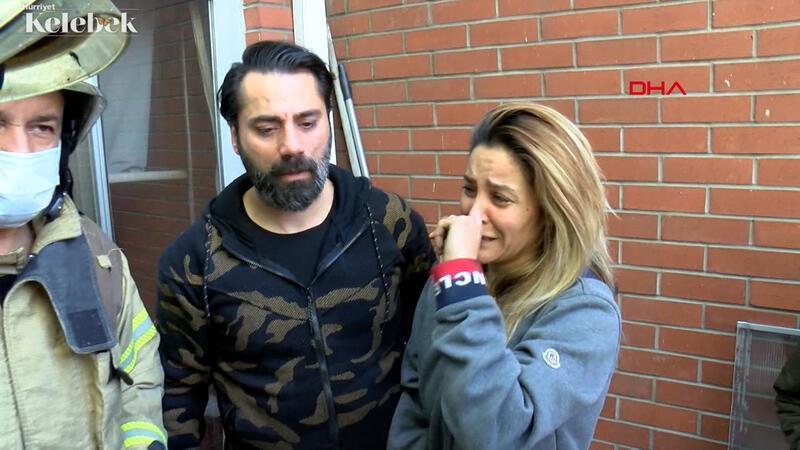 'Her şeyimi kaybettim' Çılgın Sedat'ın evinde yangın çıktı