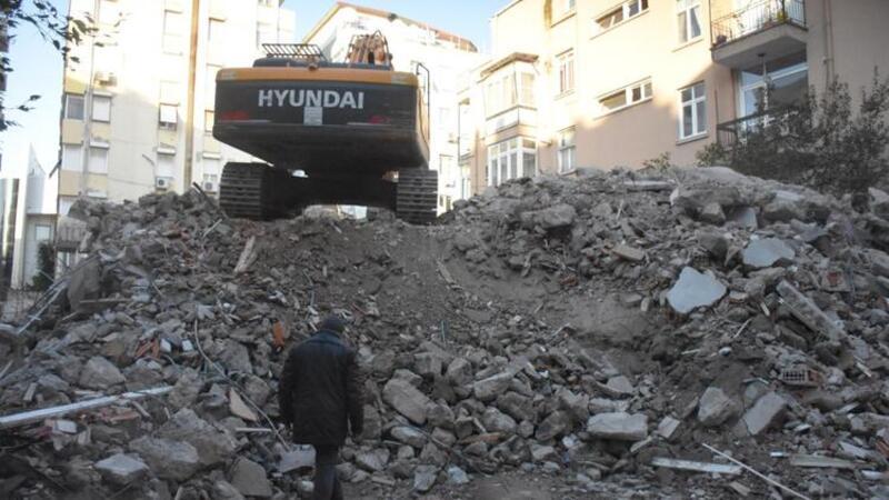 ABD'li Brunson'ın oturduğu ev yıkıldı