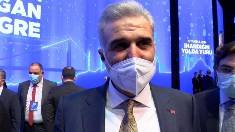 Osman Nuri Kabaktepe açıklamalarda bulundu
