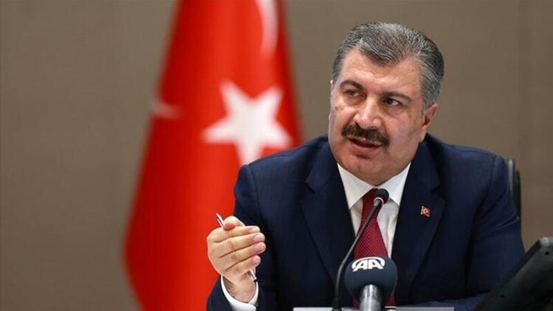 Son dakika haberi: Sağlık Bakanı Fahrettin Koca, Koronavirüs Bilim Kurulu toplantısının ardından açıklamalarda bulundu