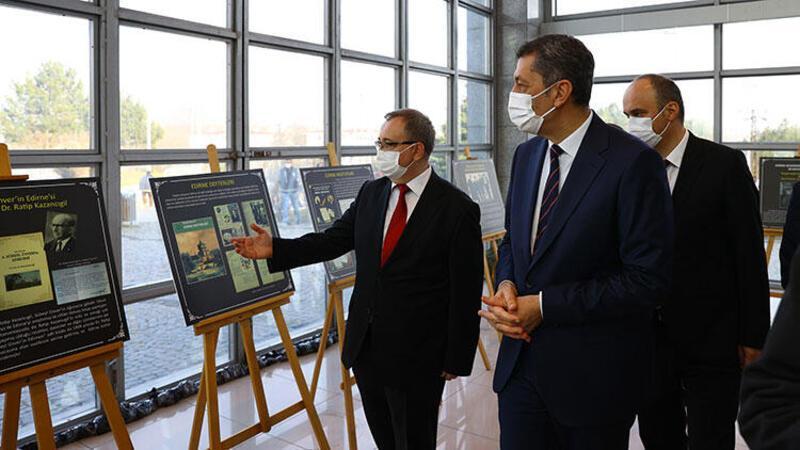 Milli Eğitim Bakanı Selçuk ziyaretlerde bulundu