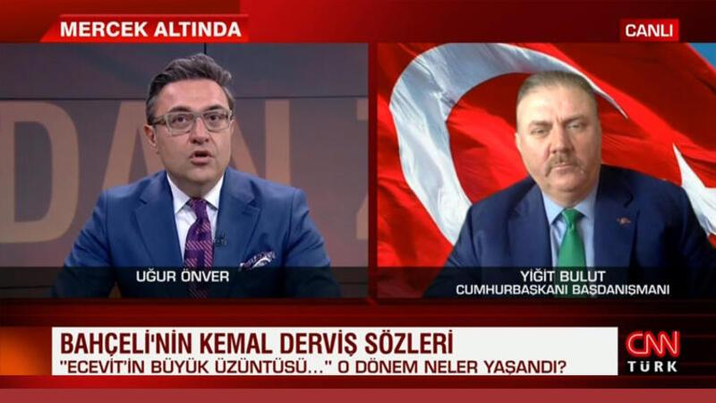 Yiğit Bulut, Türkiye gündemine ilişkin açıklamalar yaptı