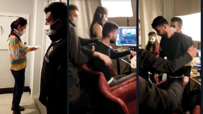 Konya'da yasa dışı bahis çetesine nefes kesen operasyon