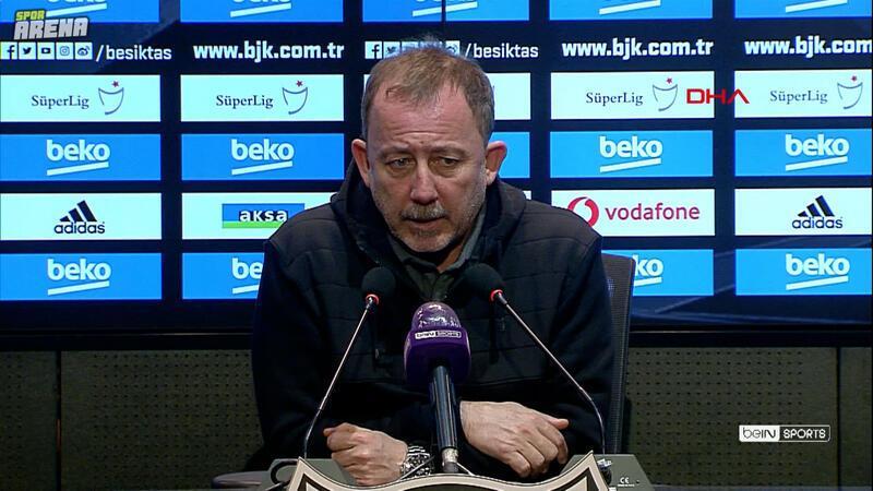 Sergen Yalçın Denizlispor maçı sonrası açıklamalarda bulundu