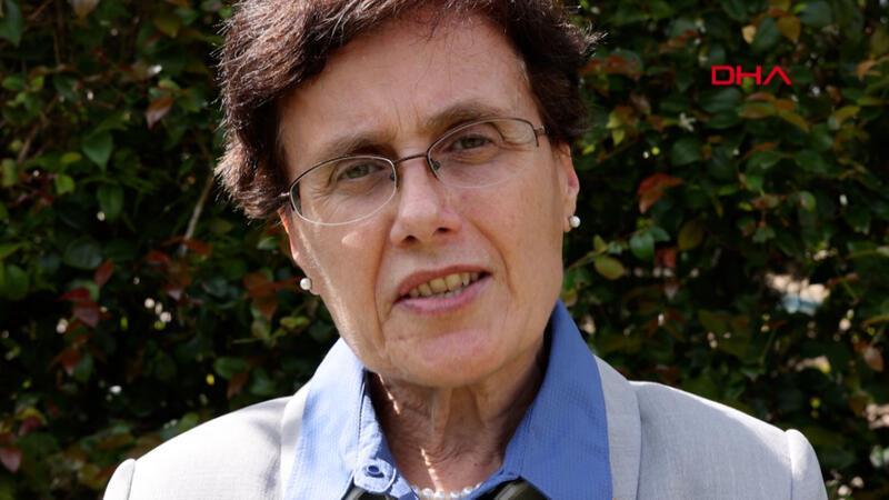 Nasa'dan Prof. Dr. Berrin Tansel'e  ödül