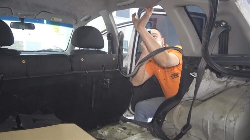 Hevesle ilk kez otomobil aldı, Hayatının şokunu yaşadı