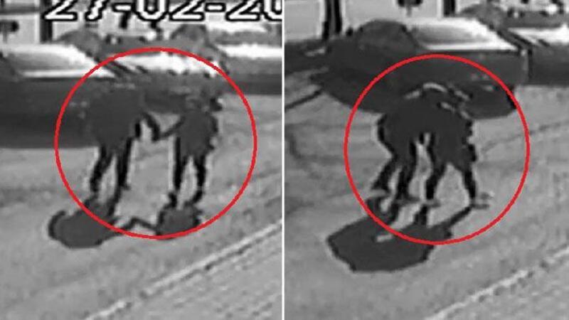Sevgilisinin bıçaklayarak öldürdüğü Pınar Can'ın son görüntüleri ortaya çıktı