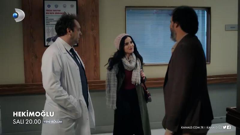 """Hekimoğlu'na """"Sevda hemşire"""" geliyor"""