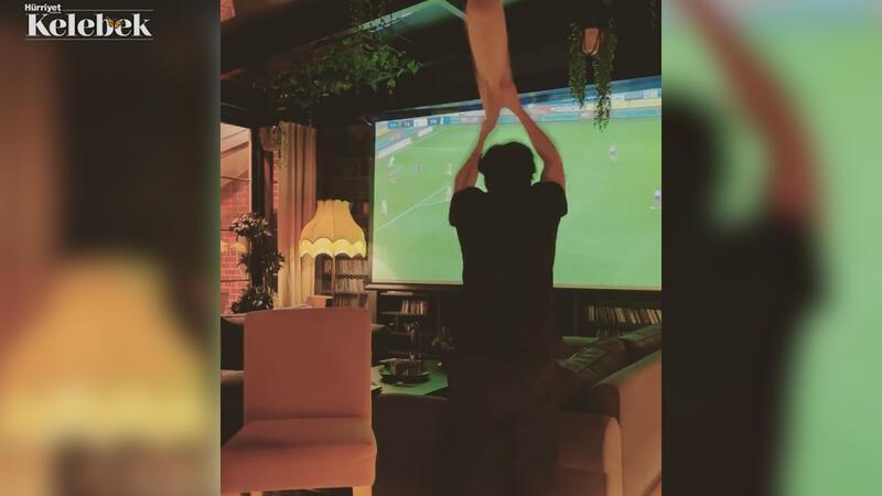 Dün akşam oynanan Trabzonspor - Fenerbahçe maçını izleyen Fazıl Say kendinden geçti