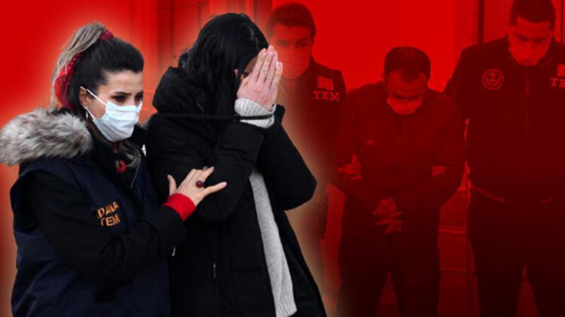 Yakalanan teröristin İngilizce öğretmeni olduğu, 4 dil bildiği ortaya çıktı