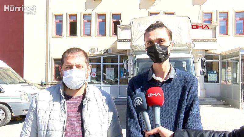 Afyonkarahisar'da darp edilen çiğ köfteci suç duyurusunda bulundu