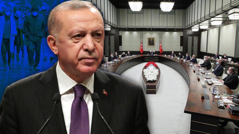 Son dakika haberi: Cumhurbaşkanı Recep Tayyip Erdoğan yeni koronavirüs kararlarını açıkladı