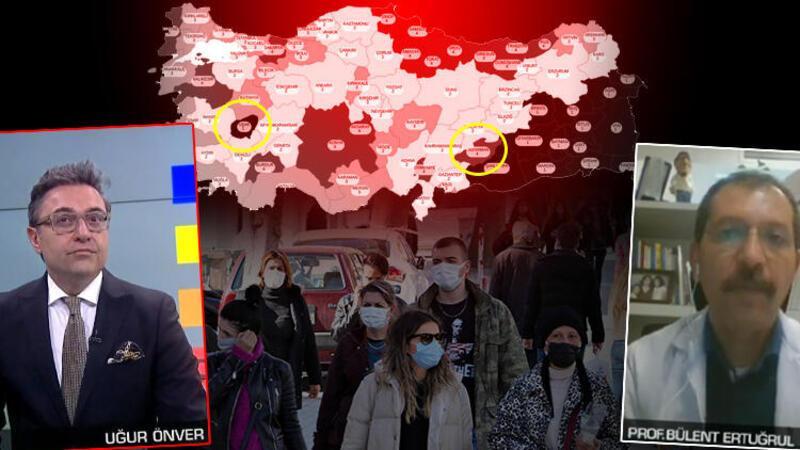 Dr. Bülent Ertuğrul'dan CNN Türk ekranlarında önemli uyarılar