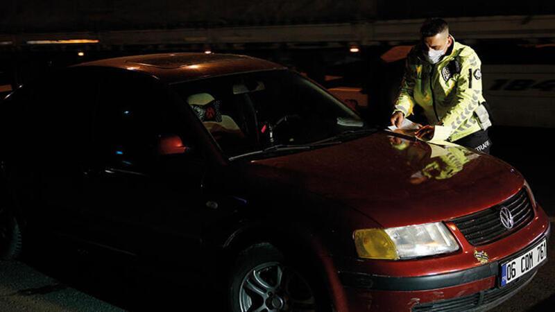 Kovalamaca sonucu durdurulan otomobilde uyuşturucu bulundu
