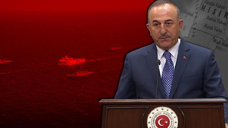 Bakan Çavuşoğlu: Mısır ile anlaşma imzalayabiliriz