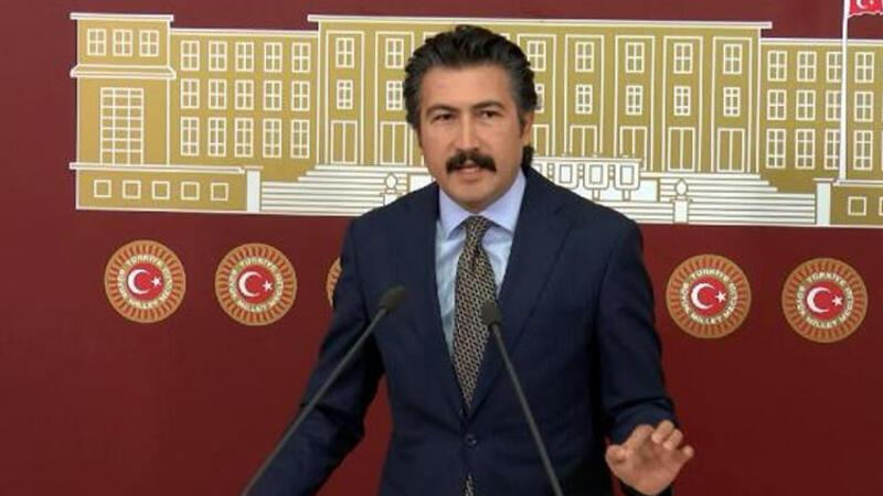 AK Parti'li Cahit Özkan: HDP'yi tabela partisi haline getireceğiz