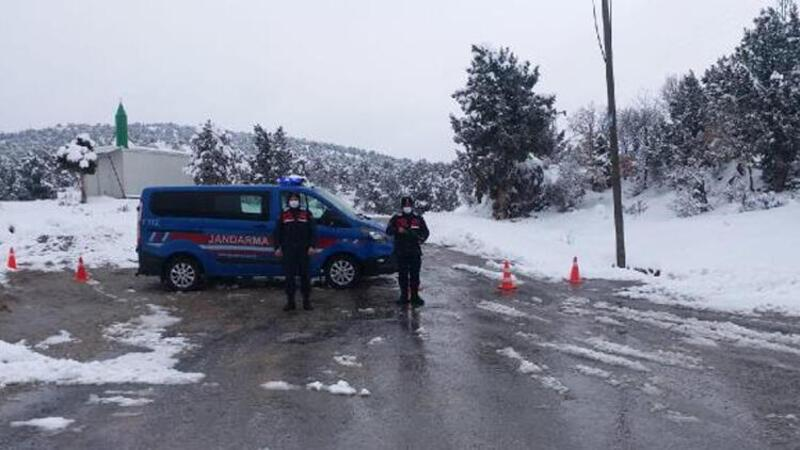 Konya'da 1 mahallede koronavirüs karantinası