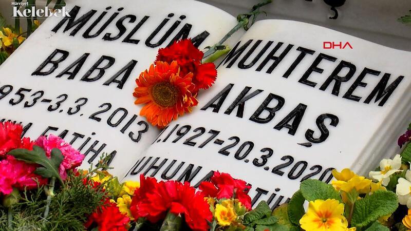 Müslüm Gürses, ölümünün 8'inci yılında kabri başında anıldı