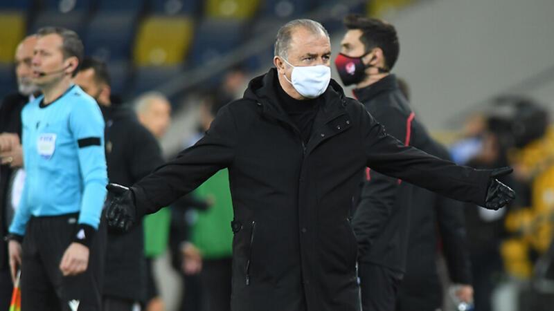 Galatasaray'da Fatih Terim'den Ankaragücü sonrası tepki!