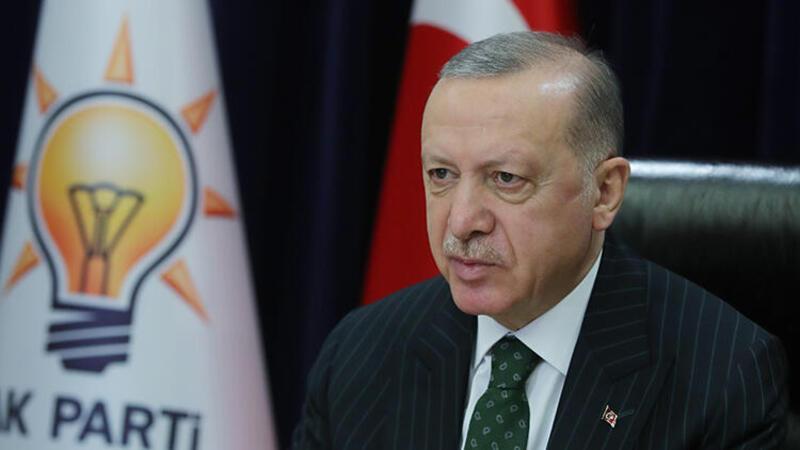 Cumhurbaşkanı Erdoğan, partisinin Genişletilmiş İl Başkanları Toplantısı'nda açıklamalarda bulundu