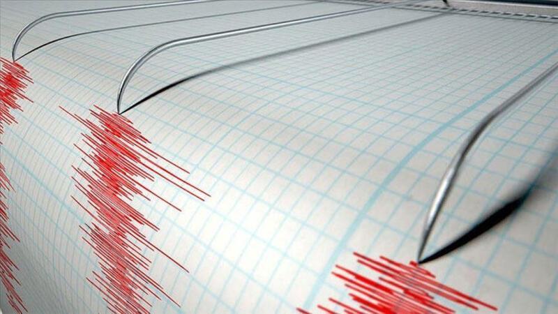 Yunanistan'da 4.3 büyüklüğünde deprem meydana geldi