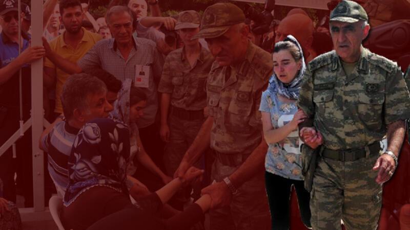 Tatvan'da düşen helikopterde Korgeneral Osman Erbaş şehit oldu