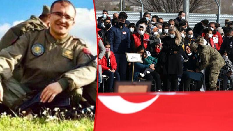 Şehit Uzman Çavuş Demirci'nin vasiyeti yürek yaktı 'Şehit olursam babamın yanına gömün'