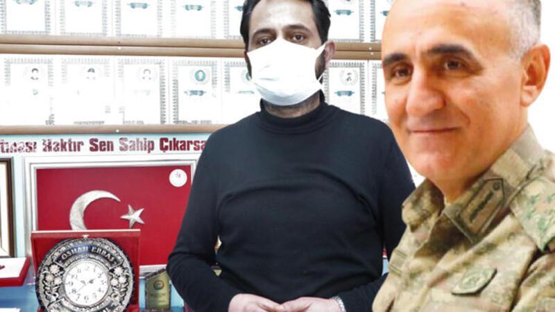 Elazığ'da şehit Korgeneral Osman Erbaş için hüzün var
