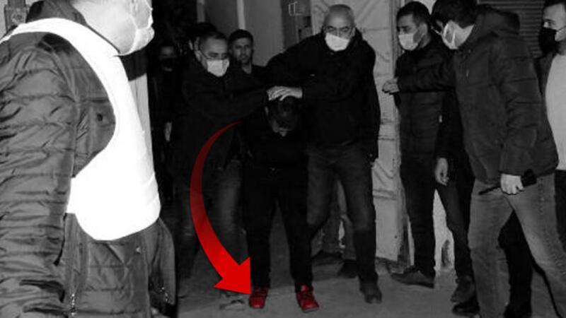 'Kırmızı ayakkabılı katil' Şükrü Efe yakalandı
