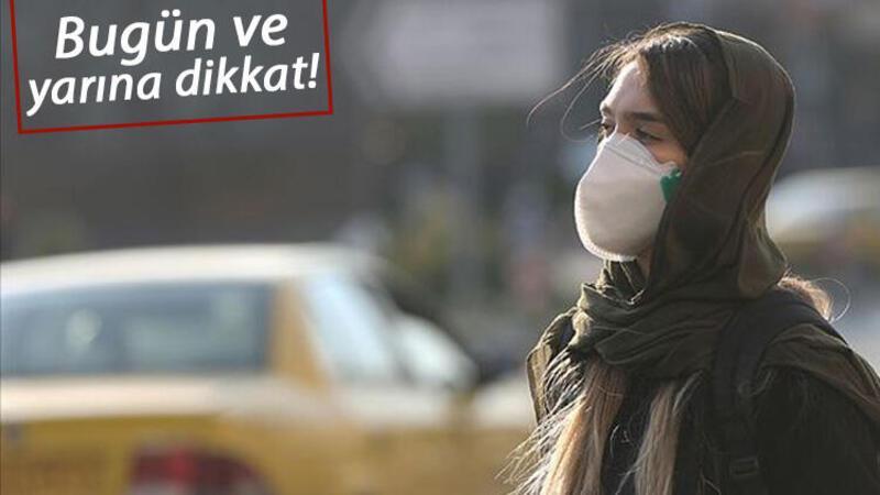 Prof. Dr. Lokman Hakan Tecer'den hava kirliliği uyarısı