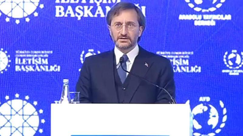 İletişim Başkanı Altun'dan FETÖ'yü himaye edenlere sert tepki: Bu gerçek karşısında susmayacağız