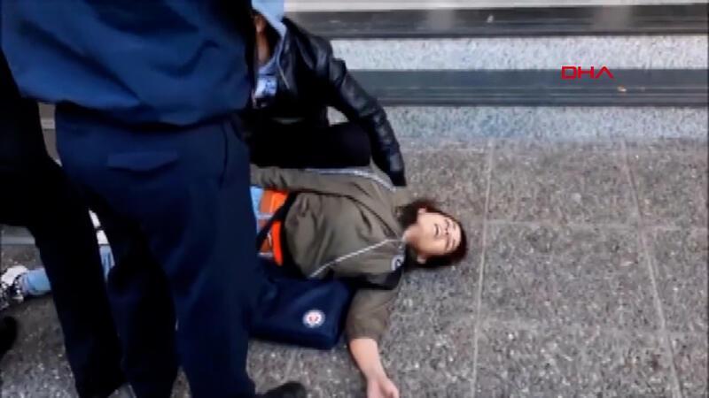 Yunanistan'dan göçmenlere zulüm